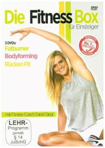 Die Fitness Box für Einsteiger (3 DVD Box)
