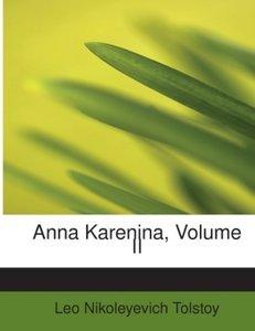 Anna Karenina, Volume II