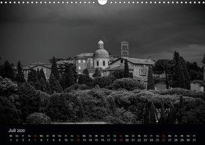 ROM - Ansichten in Schwarz und Weiß