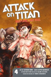 Attack on Titan: Before the Fall 04