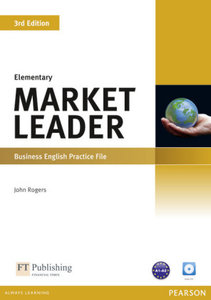Market Leader. Elementary Practice File (with Audio CD)
