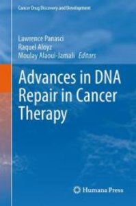 Advances in DNA Repair in Cancer Therapy