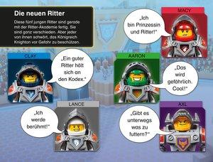 SUPERLESER! LEGO NEXO KNIGHTS. Die Ritter der Zukunft