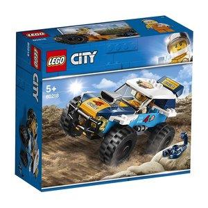 City Wüsten-Rennwagen