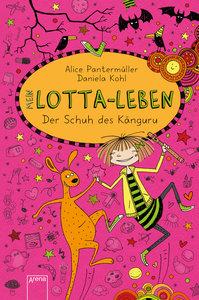 Mein Lotta-Leben (10). Der Schuh des Känguru