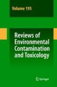 Reviews of Environmental Contamination and Toxicology 195