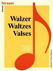 Strauss, Walzer