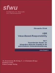 VBR - Value-Based-Responsibility 1