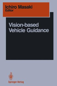 Vision-based Vehicle Guidance