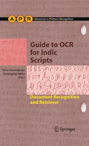 Guide to OCR for Indic Scripts