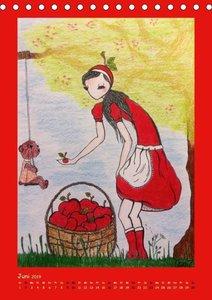 Zauberhafte GartenfeenAT-Version (Tischkalender 2019 DIN A5 hoch