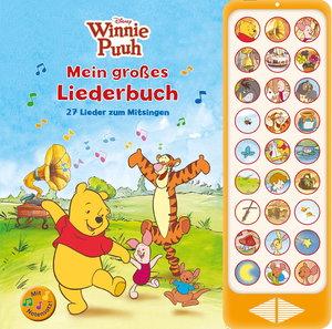 Winnie Puuh - Mein großes Liederbuch