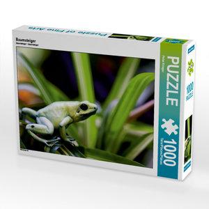 CALVENDO Puzzle Baumsteiger 1000 Teile Lege-Größe 64 x 48 cm Fot