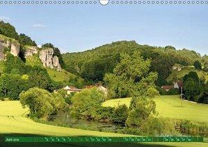 Landschaften im Altmühltal (Wandkalender 2019 DIN A3 quer)
