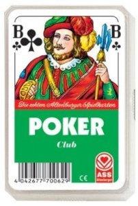 Philos 6688 - Poker französisches Bild, Kunststoffetui