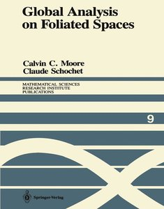 Global Analysis on Foliated Spaces