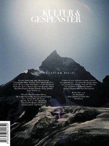 Kultur & Gespenster / Hochstapler II/II