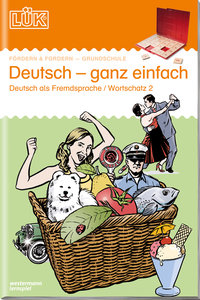 LÜK Deutsch ganz einfach 2