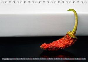 Fotodesign in der Küche (Tischkalender 2019 DIN A5 quer)