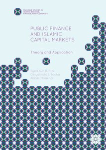Public Finance and Islamic Capital Markets