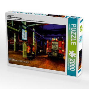 Ein Motiv aus dem Kalender HDR Einsatzfahrzeuge 2000 Teile Puzzl