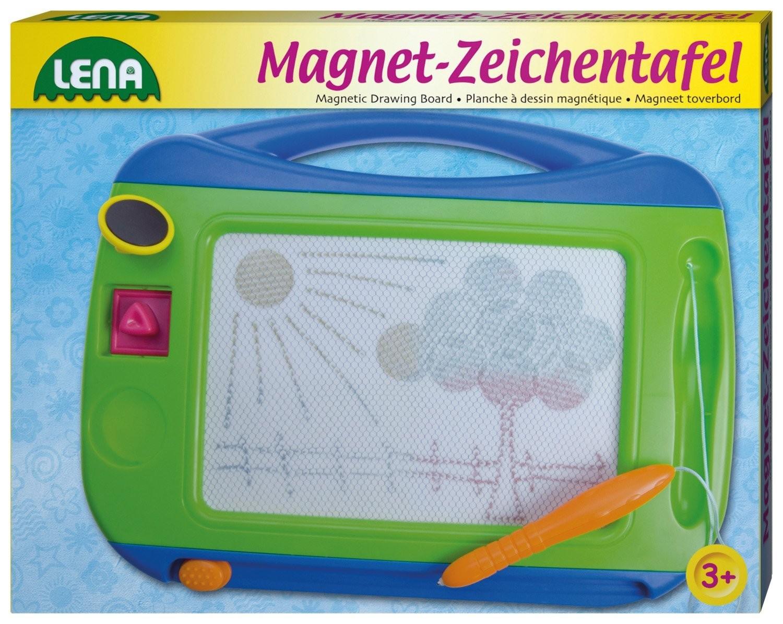Lena 65716 - Colour Magnet Zaubertafel, klein - zum Schließen ins Bild klicken