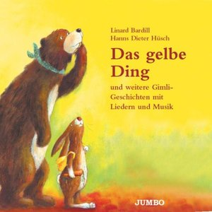 Bardill, L: Gelbe Ding/CD
