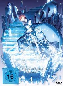 Sword Art Online - Alicization. Staffel.3.4, 2 DVD