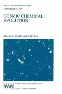 Cosmic Chemical Evolution