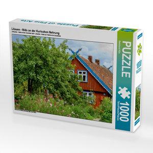 Litauen - Nida an der Kurischen Nehrung 1000 Teile Puzzle quer