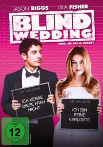 Blind Wedding-Hilfe,sie hat
