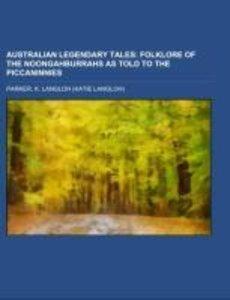 Australian Legendary Tales