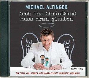 Auch das Christkind muss dran glauben, 1 Audio-CD
