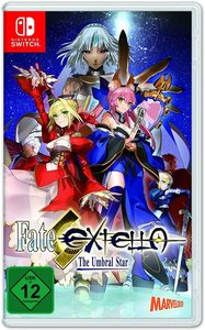 Fate Extella, The Umbral Star, 1 Nintendo Switch-Spiel