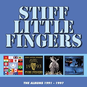 The Albums: 1991-1997