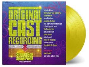 Spongebob Squarepants New Musical (Limited Yellow)