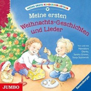 Meine erste Kinderbibliothek. Meine ersten Weihnachts-Geschichte