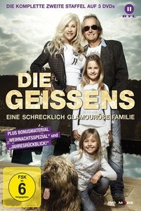 DIE GEISSENS - DIE ZWEITE STAFFEL (3 DVD)