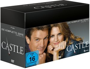 Castle - Die komplette Serie (Limited Edition)