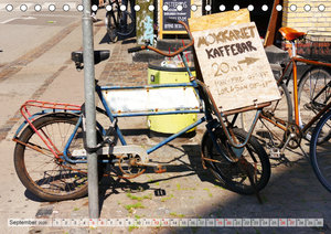 Kopenhagen. Dänemarks schöne bunte Metropole
