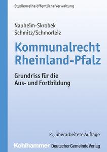 Kommunalrecht Rheinland-Pfalz
