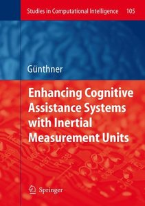 Enhancing Cognitive Assistance Systems with Inertial Measurement