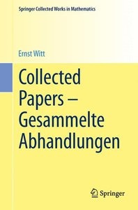 Collected Papers - Gesammelte Abhandlungen