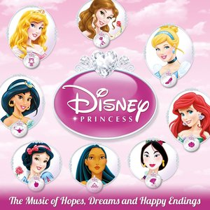 Disney Princess: Hopes,Dreams And Happy Endings