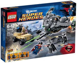 LEGO® Superman 7603 - Superman: Aufruhr in Smallville, S