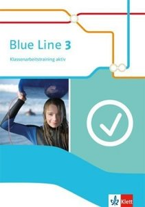 Blue Line 3. Klassenarbeitstraining aktiv mit Multimedia-CD