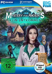 BIG FISH: Mystery of the Ancients: Kein Entkommen (Wimmelbild-Sp
