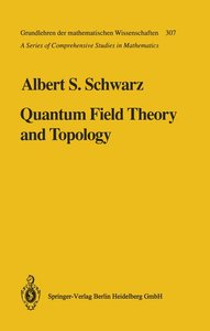 Quantum Field Theory and Topology