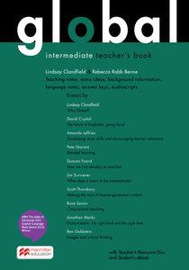 Global. Intermediate. Teacher\'s Book with ebook and Resource DV