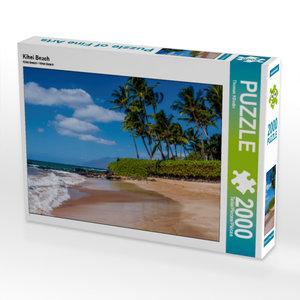 Kihei Beach 2000 Teile Puzzle quer